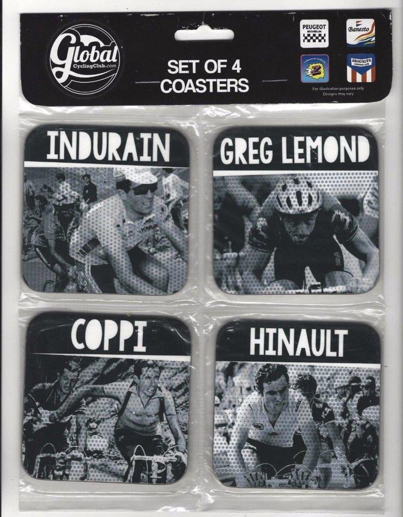 Lemond , Coppi, Indurain, Greg Lemond