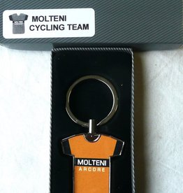 Bianchi Molteni cycling team Key Ring