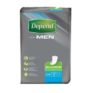 Depend Depend For Men Guard