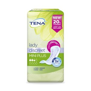 Tena Tena Lady Discreet Mini Plus