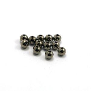 Kralen - gunmetal 4 mm rond (100st)