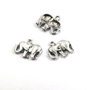 Bedel olifant 24x20x2 mm (3st)