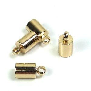B19- DQ eindkapje 4 mm (p.st)