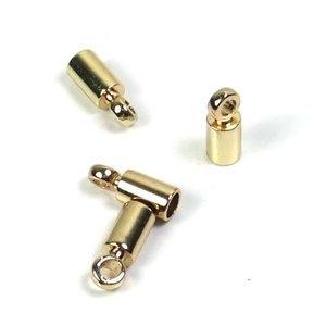 B19- DQ eindkapje 2 mm (p.st)