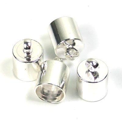 B14- DQ eindkapje 6,5 mm (p.st)
