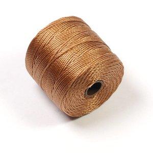 S-Lon Bead Cord Light Copper