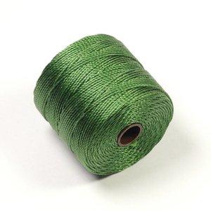 S-Lon Bead Cord Green