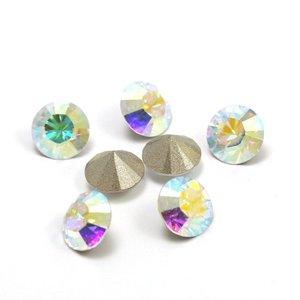 Swarovski Swarovski crystal ab 8.2 mm  SS39 (p/st)