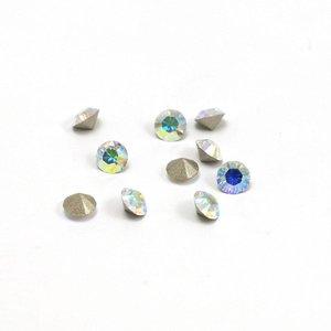 Swarovski Swarovski crystal ab 4 mm PP32 (per 10 st )