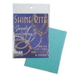 OPRUIMING Shine Rite poetsdoek (p/st)