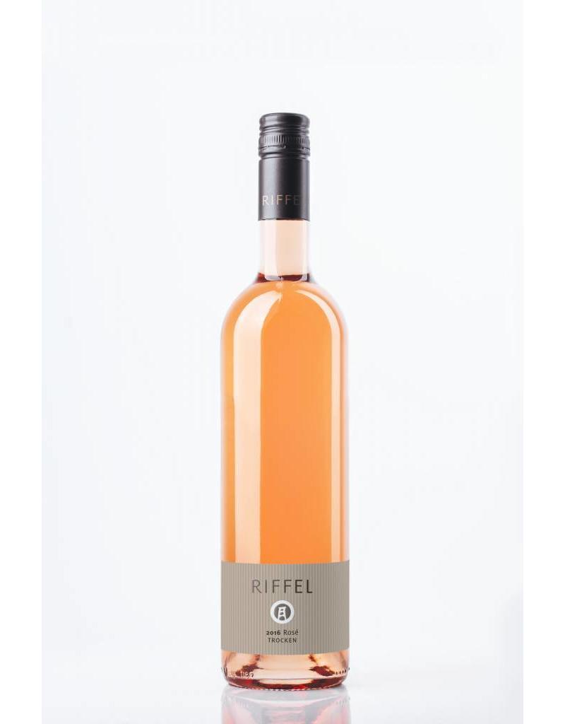 2017 - Riffel, Spätburgunder rosé
