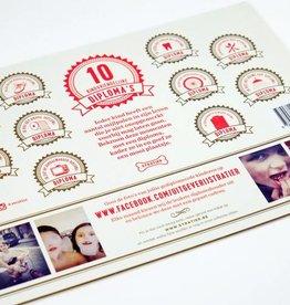 Stratier Stratier 10 kindvriendelijke diploma's