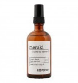 Meraki Meraki room spray white tea & ginger 100 ml