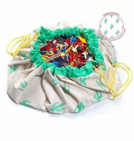 Play & Go Play & Go storage bag Cactus