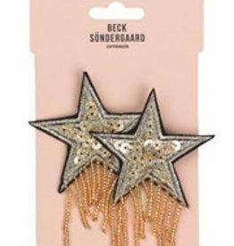 Becksondergaard Becksondergaard brooches 'Stars'