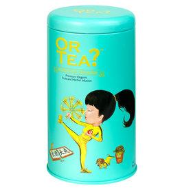 Or Tea Or Tea? Tin canister Kung Flu Fighter 100 gr