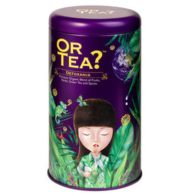 Or Tea Or Tea? Tin canister Detoxania 100 gr