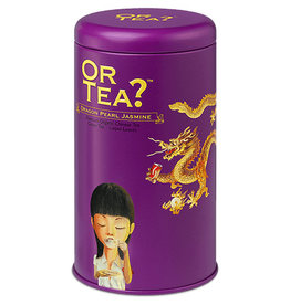 Or Tea Or Tea? Tin canister Dragon Pearl Jasmine 75 gr