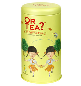 Or Tea Or Tea? Tin canister The Playful Pear 85 gr