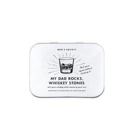 Men's Society Men's Society My dad rocks whiskey stones