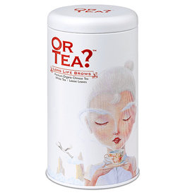 Or Tea Or Tea? Tin canister Long Life Brows 50 gr