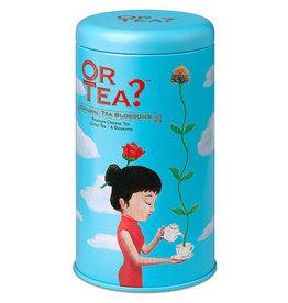 Or Tea Or Tea? Tin canister natural tea blossoms 42 gr.
