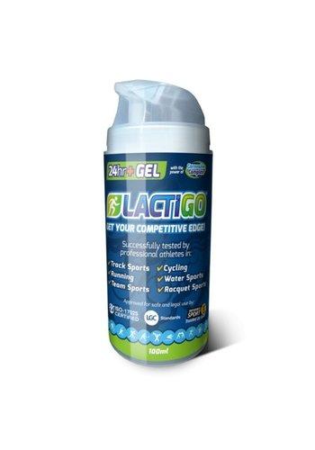 LactiGo™ 100ml pomp flesje doos 1 (12+1 gratis )