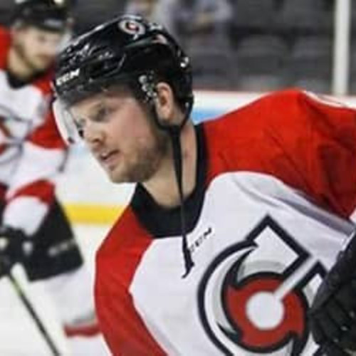 Cody Carlson Cincinatti Cyclones, Pro Hockey