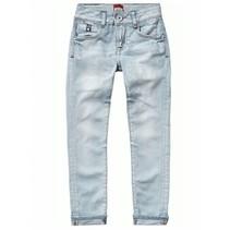 Blauwe jeans Aiden