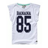 Vingino Wit t-shirt Hirana