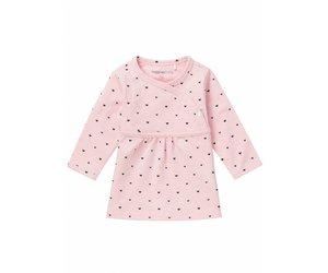 Licht Roze Jurkje : Noppies lichtroze jurkje nevada capuchon fashion
