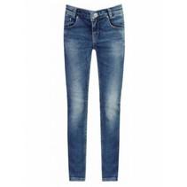 Blauwe spijkerbroek Luna