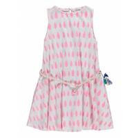 TOPitm Roze jurk Dany