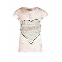 Beige t-shirt Hart G72022