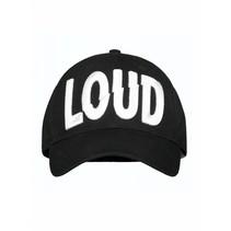 Zwarte cap Loud