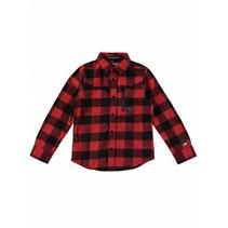 Rood overhemd Guy