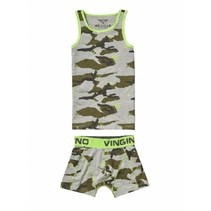 Armygroene set Bart