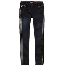 Blauwe jeans Amara