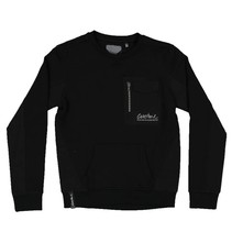Zwarte sweat Couture 004