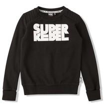 Zwarte sweater Round Neck