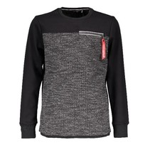 Grijze sweater Keater