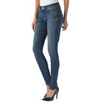 Blauwe jeans Gina