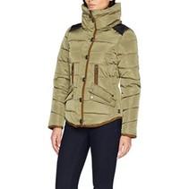 Olijfgroene jacket JA130