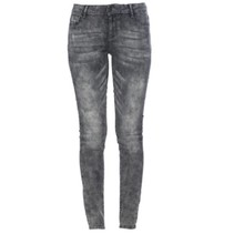 Asphalt Grey skinny jeans Saskia