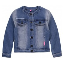 Blauwe jacket Kyara