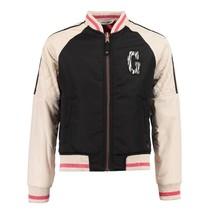 Geprinte outdoor jacket M82494