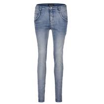 Blauwe denim jeans Alma