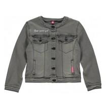 Grijze jacket Kyara