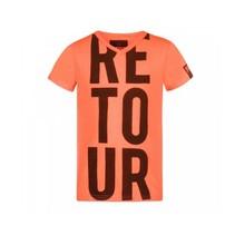 Oranje t-shirt Jacco
