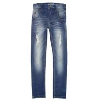 Lightblue x-slim jeans Theo Tate